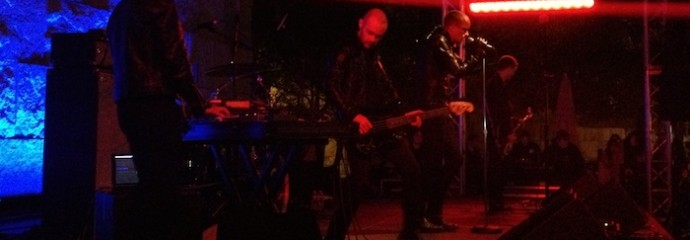 My Evening With Cold Cave